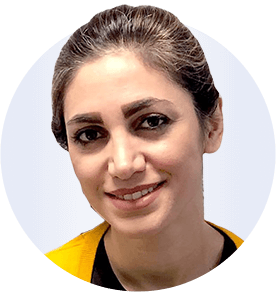 Elaheh Heidari - Lead Accountant