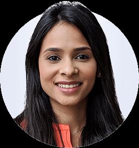 Megha Jain - Lead Bookkeeper